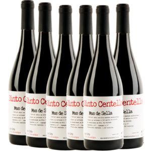 Tienda caja 6 botellas Sinto Centella