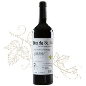 Botella vino Mas de Sella Tienda