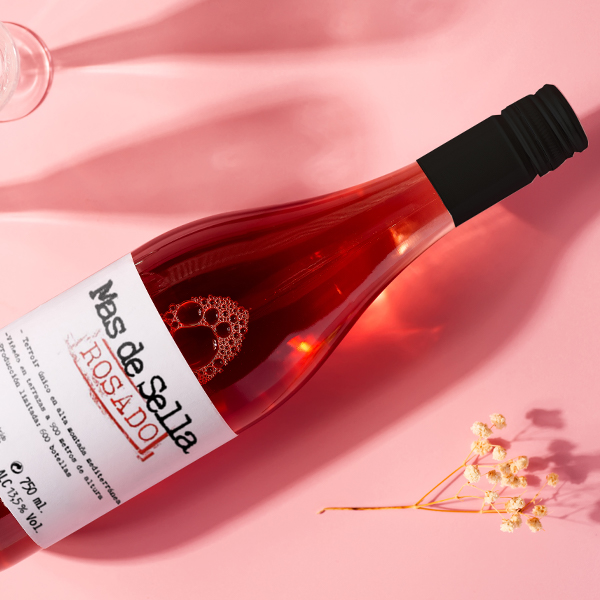 vinos mas de sella rosado
