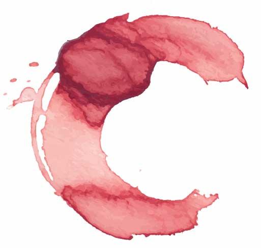 Mancha de copa de vino Mas de Sella