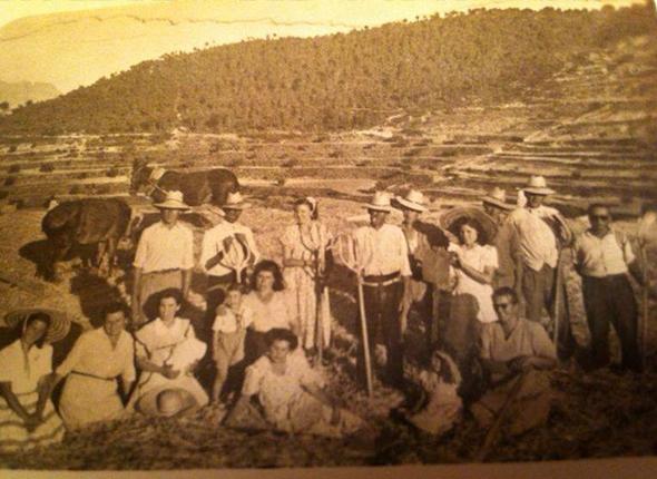 Nosotros Mas de Sella 1950 - 1960