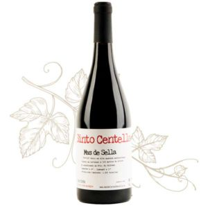 Botella vino Sinto Centella Tienda