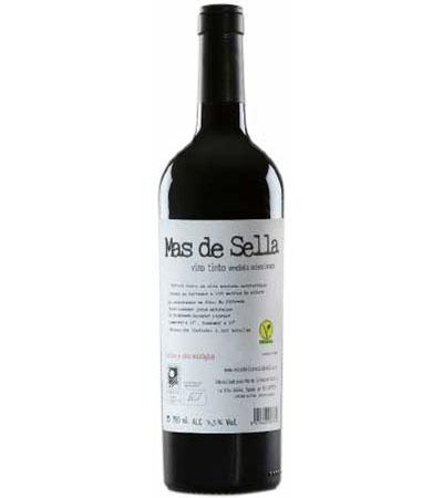 Tienda botella vino Mas de Sella